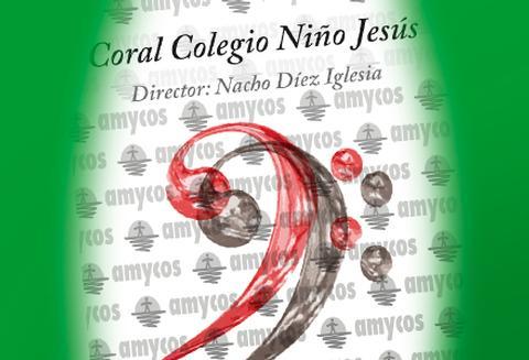 LA CORAL NIÑO JESÚS APOYA DE NUEVO EL TRABAJO DE AMYCOS
