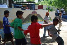 Atención integral a familias monoparentales con problemáticas socio económicas graves del basurero más grande de Centroamérica «La Chureca»