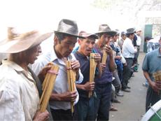 Dotación de agua potable a la Comunidad de Mayk´a Monte