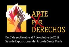TE INVITAMOS A VISITAR LA EXPOSICIÓN 'ARTE POR DERECHOS'
