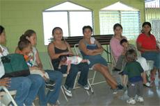 Centro de atención integral para niños trabajadores de la calle y madres adolescentes