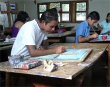 Fortalecimiento de las capacidades organizativas infantiles y de adultos, creando habilidades y destrezas vocacionales y pre-vocacionales en niñ@s y adolescentes trabajadores del municipio de Diriamba