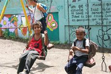 Construcción de una biblioteca y dos aulas de enseñanza en el colegio La Esperanza