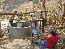 Mejora de las condiciones de habitabilidad y de salud de familias vulnerables del área rural del municipio de Esquipulas, Matagalpa