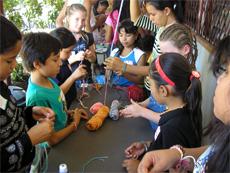 Mejora de las condiciones educativas y de salud de seis asentamientos de las Lomas de San Judas