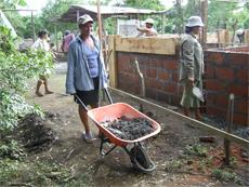 Mejora de las condiciones de habitabilidad y de salud de familias vulnerables del área rural del municipio de Posoltega