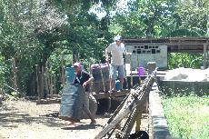 Mejora de la calidad de vida de la población de tres comunidades rurales del Municipio de Ciudad Darío