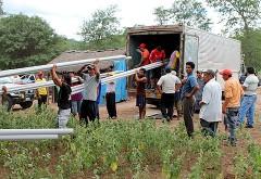 Dotación de agua potable a la comunidad guaraní de Rancho Nuevo, Chaco