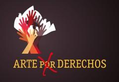 VARIAS LOCALIDADES BURGALESAS ACOGEN LA SEGUNDA EDICIÓN DE LA EXPOSICIÓN  'ARTE POR DERECHOS'