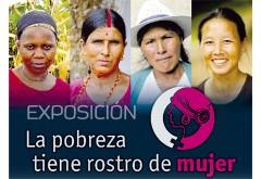 ARANDA ACOGE LA EXPOSICIÓN DE AMYCOS SOBRE LA FEMINIZACIÓN DE LA POBREZA