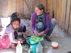 Ser 'Joven Solidaria' en Bolivia