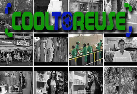 EL DOCUMENTAL DE AMYCOS 'COOL TO REUSE' SE MUESTRA EN EL AULA DE MEDIO AMBIENTE DE CAJA DE BURGOS