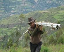 Mejora de la realización efectiva de los derechos a la salud y a la alimentación en cinco comunidades indígenas en el municipio Morochata, Bolivia