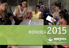 YA ESTÁN DISPONIBLES LA MEMORIA Y LAS CUENTAS ANUALES DE AMYCOS DE 2015