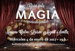 AMYCOS CELEBRA EN BURGOS SU TRADICIONAL GALA DE MAGIA PARA PÚBLICO FAMILIAR