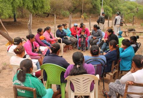 """""""Mejora de la calidad de vida de la comunidad indígena guaraní de El Tunal, en el municipio Lagunillas, Departamento de Santa Cruz (Bolivia), a través del acceso al agua y la promoción de la soberanía alimentaria"""""""